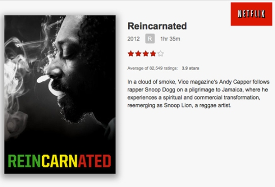 Watch REINCARNATED on Netflix